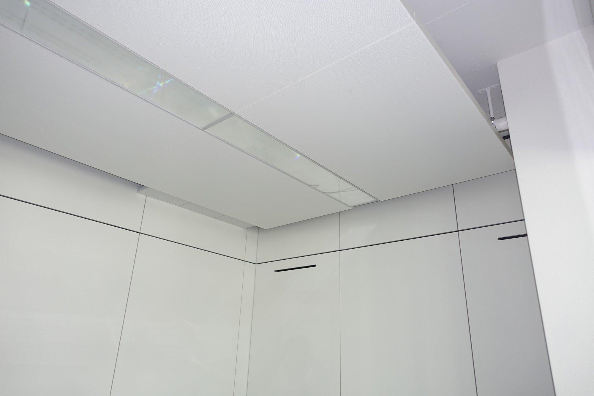 Deckenverkleidungen,Kühl/-Heizdecken,Metalldecken,Akustik- / Schallschutzdecken,Novaflex - Bürotrennwand,Streckmetalldecken,Allianz Versicherungen AG,Deckensystem-Wandsysteme,Trennwände Büro,Ganzglaswände,Bürotrennwand,Akustikdecken,Schallschutzdecken,Trennwände,Glaswände,Faltwände,Raumgestaltung,Trennwand Systeme
