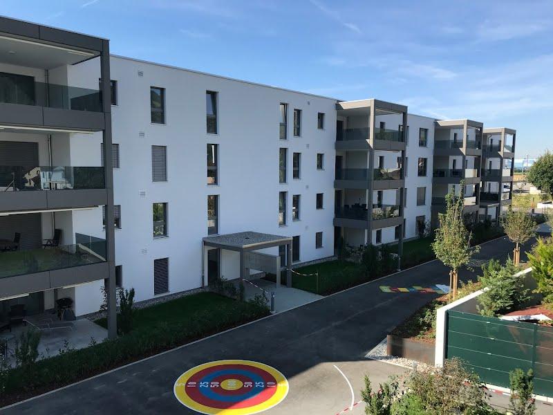 Bahnhofpark Egerkingen - noch 2 Wohnungen verfügbar